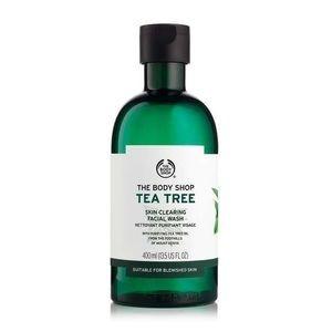The Body Shop Tea Tree Oil Face Wash